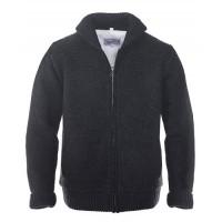 Schott Zippered Men's sweater Jacket
