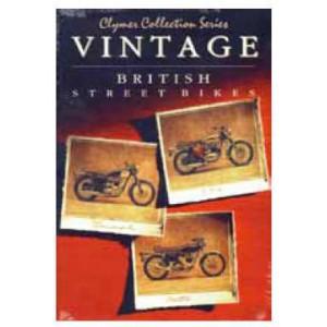 Clymer Manual - Vintage British street bikes