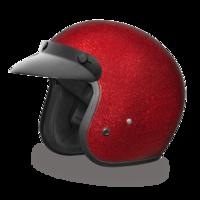 Daytona Cruiser 3/4 Helmet Metal Flake