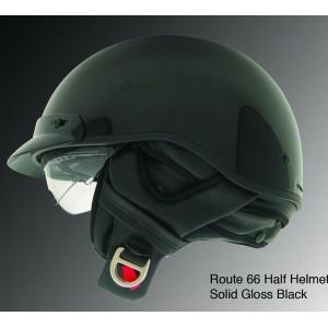 Zoan Route 66 Half Helmet