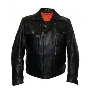 Bär B100 Leather Cruising Motorcycle Jacket
