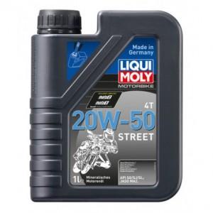 Liqui Moly 4T Street Mineral Motor Oil