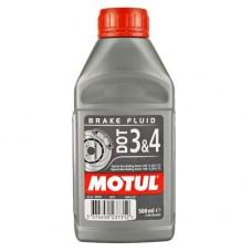 Motul Brake Fluid - Dot 3 & 4