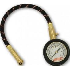TirePro Dial Pressure Gauge