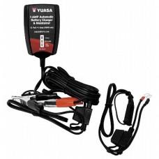 Yuasa 1 Amp Automatic Battery Charger