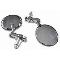 Bar-end Mirrors (chrome)